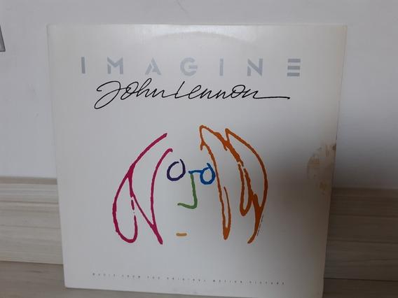 Lp Disco John Lennon - Imagine