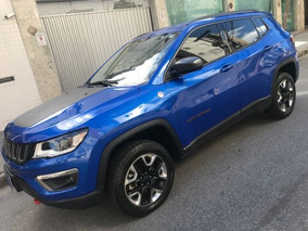 Jeep Compass Trailhalk At9 4x4 2.0 16v Turbo Diesel, Hgp3596