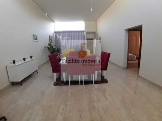 Casa 3 Dormitórios Térrea Jardim Europa Bragança Pta Sp - 8822