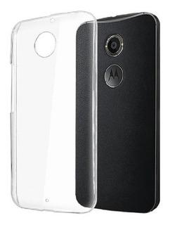 Funda Tpu Silicona Celular Moto X Style - Factura A / B