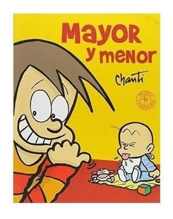 Mayor Y Menor 1 - Chanti - Sudamericana