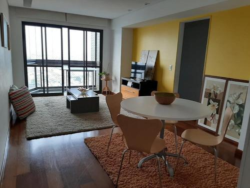 Apartamento Com 3 Dormitórios À Venda, 96 M² Por R$ 490.000,00 - Vila Floresta - Santo André/sp - Ap6057