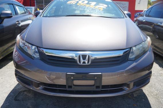 Nuevo Precio: Honda Civic Ex 2012 Recien Importado, Nuevo