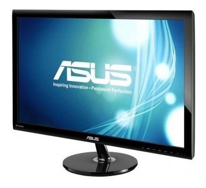 Monitor Led Asus Gamer 24  Vs248hr Fhd/dvi/vga/hdmi Preto