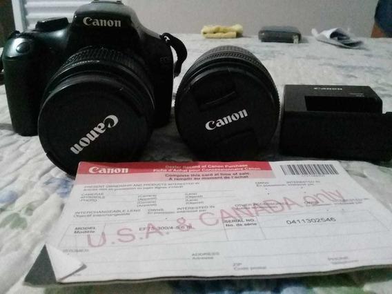 Camera Cannon T3 Rebel
