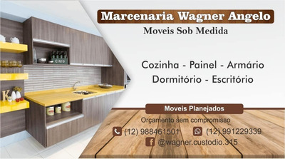 Móveis Planejados- Cozinha, Escritório, Dormitório E Mesas..