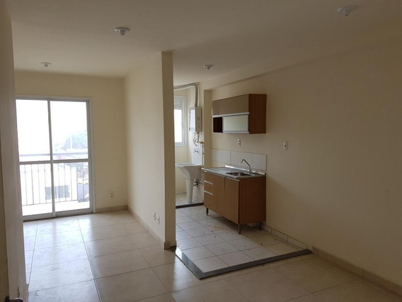 Apartamento Em Gopoúva, Guarulhos/sp De 53m² 2 Quartos Para Locação R$ 1.100,00/mes - Ap333370
