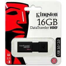 Pen Drive Kingston 16 Gb