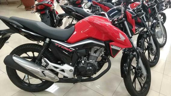 Cg 160 Titan 2019/2020 Motoroda Honda