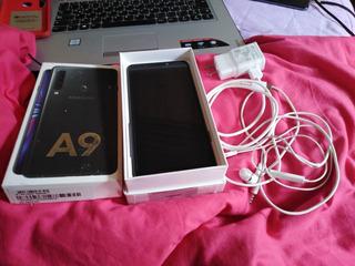 Samsung Galaxy A9 128gb 2018 Como Nuevo