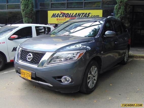 Nissan Pathfinder 3500 Cc Aut