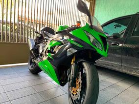 Kawasaki Ninja Zx6r 636 2013 Zx-6r Com Abs Moto Top Zx 6r
