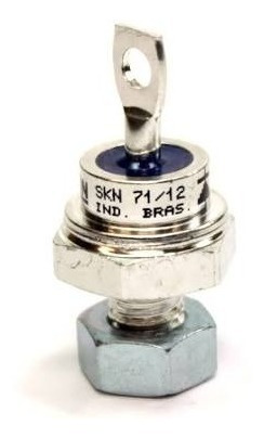 Diodo Skn 71/12 Semikron - (kit C/ 03 Peças)