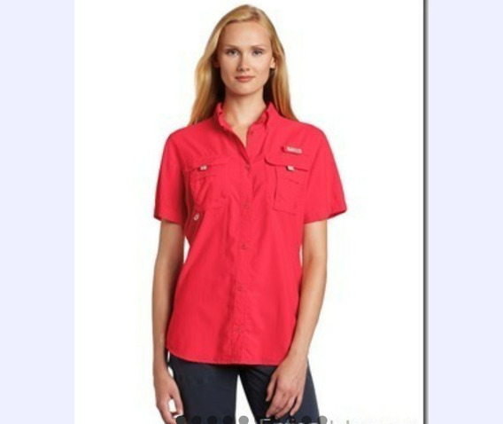 Remate Camisas Columbia De Dama Importadas