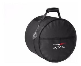 Bag Surdo 14 Capa Case Bag Flex Hard Para Bateria + Nf