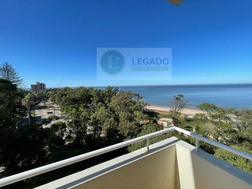 Venta Apartamento Con Excelente Vista Al Mar En Atlántida