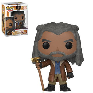 Figura Funko Pop The Walking Dead - Ezekiel 574