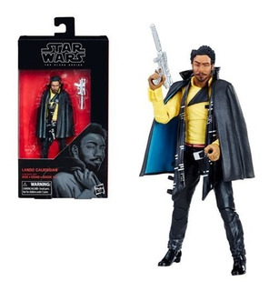 Star Wars The Black Series Lando Calrissian (solo) 6-inch