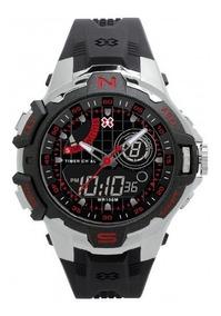 Relógio Masculino X Games Esportivo Xmppa027p1px Novo