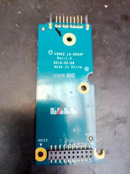 Placa Bateria Acer E1-572-6 Br648 - Novo