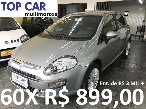Fiat Punto Essence 1.6 2015 - Parcelas De R$ 899,00