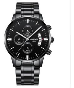 Relógio Nibosi Original Masculino Original Melhor Preço Top