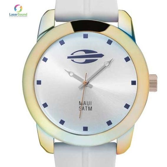 Relógio Mormaii Feminino Mo2035he/8k C/ Garantia E Nf