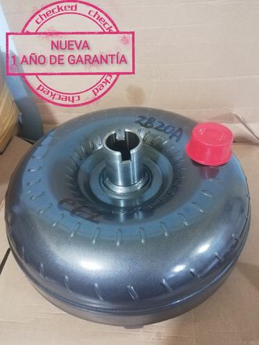 Turbina 6l90 6l80 Gm Jmbx Heavy Duty Nueva 1 Año De Garantía