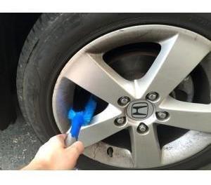 Escova Para Furo De Rodas Tipo Pepino Cadillac - 1un