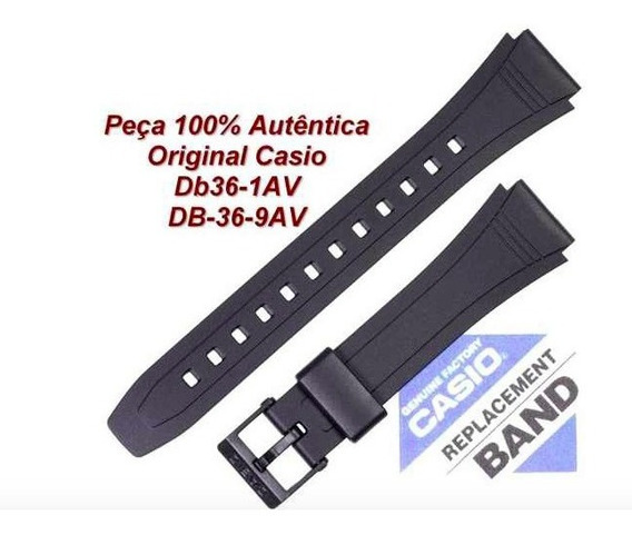 Pulseira Original Casio Db-36