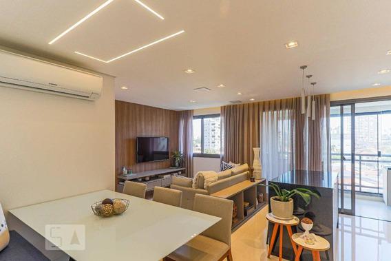 Apartamento Para Aluguel - Brooklin, 1 Quarto, 55 - 893120052