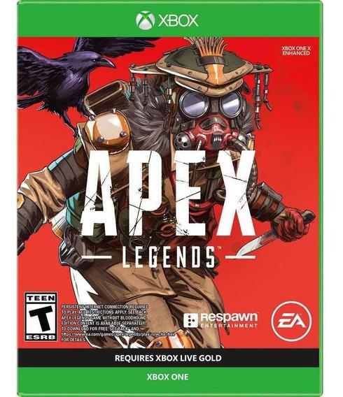 Jogo Midia Fisica Apex Legends Bloodhound Edition Xbox One