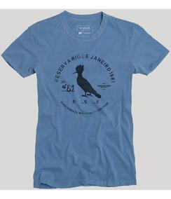 Camiseta Carimbo Gaze Reserva