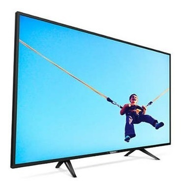 Televisor Smart Philips Tela 32 Slim Led Pixel Plus Hd Wi-fi