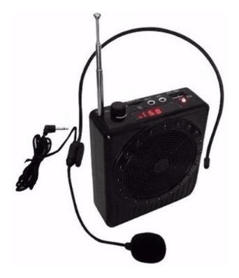Megaphone Multifunção A1-k8 Avision