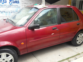 Ford Fiesta 1.4 Equipado Aa Mt