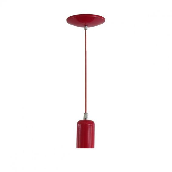 Pendente Cônico Alumínio Slim Isadora Design Ge