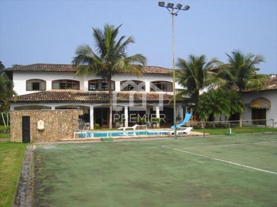Casa De Altissimo Padrão, Repleta De Armários Planejados, Na Praia De Pernambuco No Guarujá - Mo2114