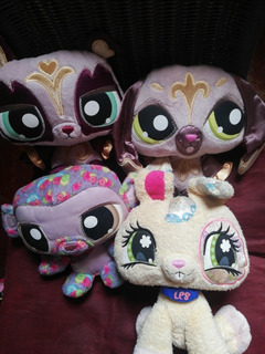 Peluches Littlest Pet Shop Online 2008