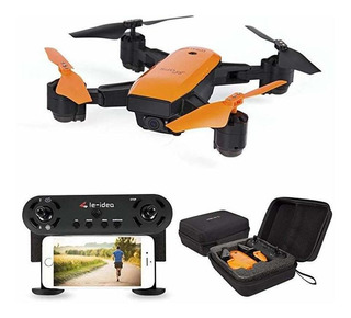 Le-idea Idea7 Foldable Gps Drone With Auto Return Auto Hover