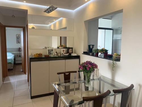 Apartamento Com 2 Dormitórios À Venda, 62 M² Por R$ 405.000,00 - Jardim Satélite - São José Dos Campos/sp - Ap1687