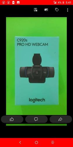 Imagen 1 de 3 de Webcam Logitech