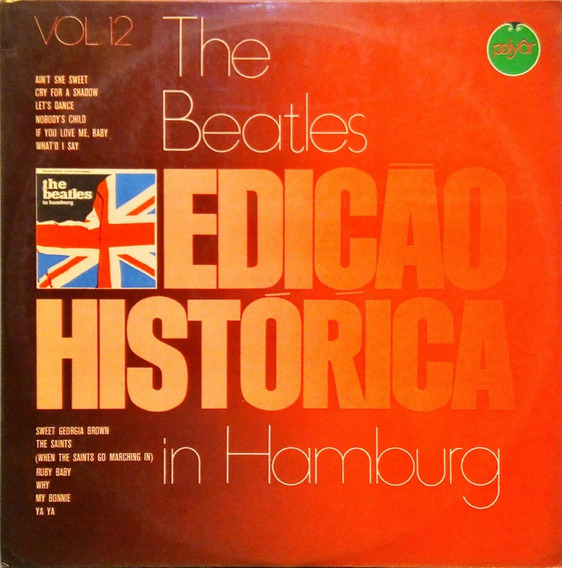 The Beatles Lp The Beatles In Hamburg 11422