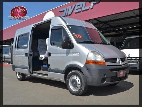 Van Passageiro Renault Master 2.5 L2h2 16l Seminova