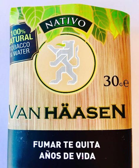 Tabaco Natural Para Armar X10 U / Van Haasen 100% Natural /