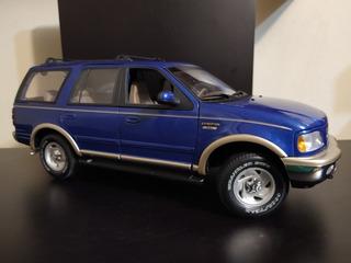 Ford Expedition Ut Models Escala 1/18 Leer Descripcion