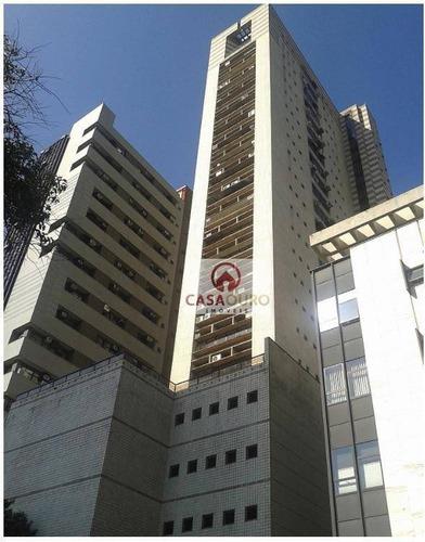 Imagem 1 de 27 de Sala À Venda, 24 M² Por R$ 250.000,00 - Santa Efigênia - Belo Horizonte/mg - Sa0081