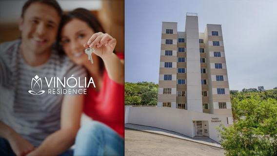 Apartamento Para Venda, 2 Dormitórios, Esperança - Ipatinga - 157