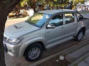 Toyota Hilux 3.0 Cd Srv Cuero I 171cv 4x2 - E4