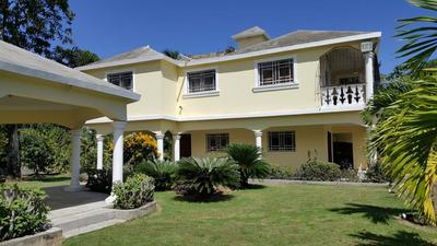 Hermosa E Inmenso Terreno Y Casas En Sabana De La Mar